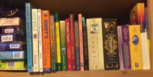 Spiritual shelf-revised
