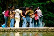 healing with hugs
