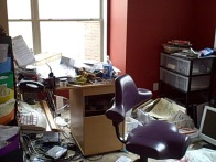 jobs removing clutter