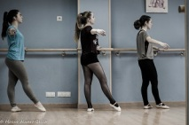 dance in the present